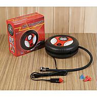 abordables Compresores de aire-automóvil bomba de inflado de neumáticos 19 cilindros utilizado en vehículos portátil de presión de neumáticos