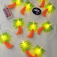 tanie Taśmy świetlne LED-10 Diody LED Ciepła biel Wodoodporne <5V
