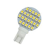 Недорогие Внешние огни для авто-SO.K 10 шт. T10 Автомобиль Лампы 2W SMD 3528 300lm 24 Внутреннее освещение