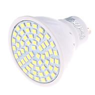 お買い得  LED スポットライト-GU10 LEDスポットライト MR16 60 LEDの SMD 2835 装飾用 温白色 クールホワイト 350lm 3000/6000K 交流220から240V