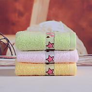 お買い得  -優れた品質 ウォッシュタオル, 刺繍 綿100 浴室