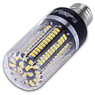 お買い得  LED コーン型電球-12W E14 E12 E26/E27 LEDコーン型電球 T 130 LEDの SMD 5736 装飾用 温白色 クールホワイト 950-1000lm 3000/6000K AC 85-265 交流220から240 AC 110-130V