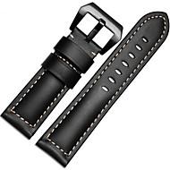 Недорогие Аксессуары для смарт-часов-Ремешок для часов для Fenix 3 HR Garmin Спортивный ремешок Металл Кожа Повязка на запястье