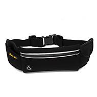 L Armband Cell Phone Bag Waist Bag/Waistpack Belt Pouch/Belt Bag for Running Sports Bag Waterproof Close Body Multifunctional Anti-theft