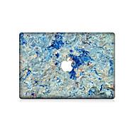 Χαμηλού Κόστους Αυτοκόλλητα για Mac-1 τμχ Αυτοκόλλητο Καλύμματος για Προστασία από Γρατζουνιές Μάρμαρο PVC MacBook Pro 15'' with Retina MacBook Pro 15 '' MacBook Pro 13''