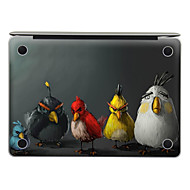 billige Mac-klistermærker-1 stk Hud Klistermærke for Ridsnings-Sikker Tegneserie PVC MacBook Pro 15'' with Retina MacBook Pro 15 '' MacBook Pro 13'' with Retina