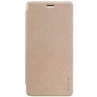Varten OnePlus kotelo Flip Etui Kokonaan peittävä Etui Yksivärinen Kova Tekonahka varten OnePlus One Plus 3 One Plus X