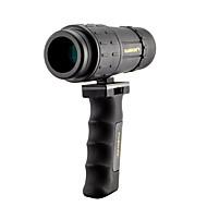 Visionking 7X42 単眼鏡 高解像度 ハイパワード 屋根のプリズム 携帯用ケース バードウォッチング 一般用途向け ハンティング BAK4 全面マルチコーティング 122m/at1000m      366ft/at1000yds センターフォーカス