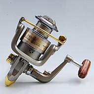 Orsók 5.2/1 12 Golyós csapágy cserélhető Sodort Csali horgászat-FB1000-3000