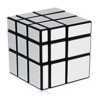 cheap Special Deals-Rubik's Cube Shengshou Mirror Cube 3*3*3 Smooth Speed Cube Magic Cube Puzzle Cube Professional Level Speed Mirror Gift Classic & Timeless
