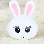 Lovely Bunny Shaped Colorful LED Night Light High Quality Night Light