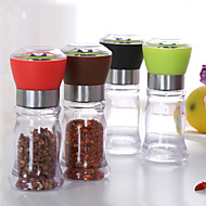 abordables Especieras-1pc Herramientas de cocina Acero inoxidable Manual Cocteleras y trituradores / Herb & Spice Herramientas Para utensilios de cocina