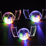 abordables Iluminación LED al por mayor-3 Piezas Luz de noche LED Impermeable LED