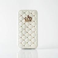 Недорогие Кейсы для iPhone 8-Кейс для Назначение Apple iPhone X / iPhone 8 / iPhone 6 Plus Кошелек / Бумажник для карт / Стразы Чехол Геометрический рисунок Твердый Кожа PU для iPhone X / iPhone 8 Pluss / iPhone 8