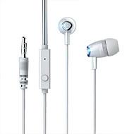 Magcc S9 耳の中 ケーブル ヘッドホン 動的 携帯電話 イヤホン マイク付き ヘッドセット