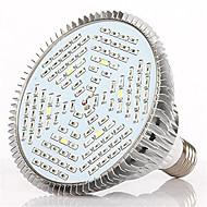 billige Vækstlamper-HRY 4000-5000LM lm E26/E27 Voksende lyspærer PAR38 120 leds SMD 5730 Dekorativ Kold hvid Rød Blå UV AC 85-265V