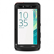 お買い得  携帯電話ケース-ケース 用途 Sony / ソニーのXperia X / ソニーのXperia Xパフォーマンス 水 / 汚れ / ショックプルーフ フルボディーケース ソリッド ハード メタル のために Sony Xperia X Performance / Sony Xperia X / Sony