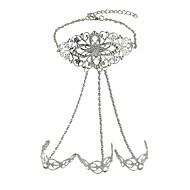 Női Gyűrű karkötők Divat jelmez ékszerek Ötvözet Ékszerek Ékszerek Kompatibilitás Születésnap Napi Hétköznapi