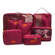 preiswerte Alles fürs Reisen-Reise Reisetasche Organisation für das Packen Schuhtasche Kulturtasche Wasserdicht Staubdicht Klappbar Stoff Oxford-Textil