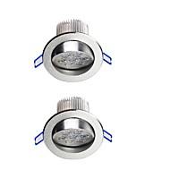 LED 스포트라이트 따뜻한 화이트 / 차가운 화이트 LED 2개