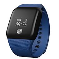 tanie Inteligentne urządzenia monitorowania aktywności-Inteligentna bransoletka Odbieranie bez użycia rąk Dźwięk Bluetooth 2.0 Nie Slot karty SIM