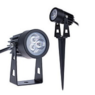 9와트 미니 자리 홍수 빛 야외 정원 잔디 풍경 경로 야드 램프 전구를 주도