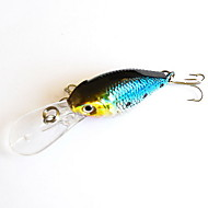 お買い得  釣り用アクセサリー-1 pcs 個 クランク / ルアー クランク 硬質プラスチック ベイトキャスティング