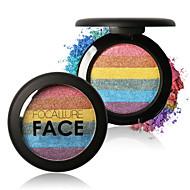preiswerte -6 Highlighter & Selbstbräuner Trocken / Schimmer / Mineral PuderGlitter Lipgloss / Farbiger Lipgloss / Lang anhaltend / Wasserdicht /