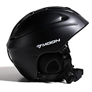 MOON ヘルメット 男性用 女性用 成人 スノースポーツヘルメット 調整可 軽量 取り外し可 快適 スポーツヘルメット スノーヘルメット サイクリング スノースポーツ スキー スノーボード