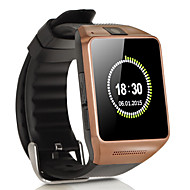 cheap -Smartwatch for iOS / Android / IPhone GPS / Water Resistant Timer / Stopwatch / Activity Tracker / Sleep Tracker / Heart Rate Monitor / 1.3 MP / Hands-Free Calls / Media Control / Message Control