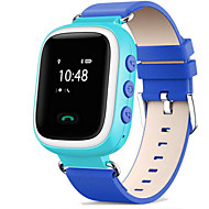 cheap Boy's Watches-Sport Watch Fashion Watch Smartwatch Digital Water Resistant / Water Proof Touch Screen Alarm Leather Band Digital Casual Blue / Orange / Pink - Orange Blue Pink / Calendar / date / day / Chronograph