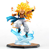 Anime Actionfigurer Inspireret af Dragon Ball Cosplay Anime Cosplay Tilbehør figur PVC