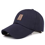 billige Sportstøj-Kasket / Hat Åndbart / Bekvem for Baseball Klassisk Bomuld
