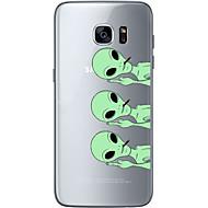 Samsung galaxy s6 reuna plus s6 alien pehmeä materiaali yhteensopivuus tpu samsung galaxy s6 reunus plus s6 s7 reuna s7