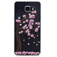 Для samsung galaxy a510 a310 вишневое дерево шаблон tpu прозрачная полупрозрачная мягкая сумка для телефона