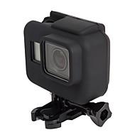 tanie Kamery sportowe i Akcesoria do GoPro-etui Wodoodporne Ochrona przeciwkurzowa, Na-Action Camera,Gopro 6 Gopro 5 Sporty na śniegu Nurkowanie Surfing Silikonowy