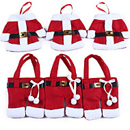 abordables Hogar y Mascotas-Adornos Vacaciones Inspirador Navidad Dibujos Dibujos animados Navidad Novedades Fiesta Decoración navideña