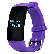 cheap -Smart Bracelet Smartwatch for iOS / Android Heart Rate Monitor / GPS / Hands-Free Calls / Audio / Message Control Timer / Stopwatch / Activity Tracker / Sleep Tracker / 128MB / GSM (900/1800/1900MHz)