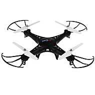 RC Drone SJ  R/C X300-1 4CH 6 Eixos 2.4G Com 0.3MP HD Camera Quadcópero com CR Retorno Com 1 Botão Modo Espelho Inteligente Vôo Invertido
