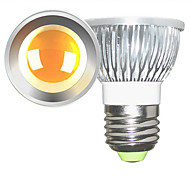 お買い得  LED スポットライト-2pcs 5 W 2700-3000/6000-6500 lm E26 / E27 LEDスポットライト 1 LEDビーズ COB 調光可能 温白色 / クールホワイト 220-240 V / 110-130 V / 2個 / RoHs