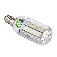 お買い得  LED コーン型電球-ywxlight®e14 ledコーンライトt 120 smd 3014 550-650 lm暖かい白冷たい白色の装飾85-265v