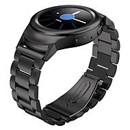 Недорогие Часы для Samsung-с разъемом адаптера из нержавеющей стали металла 3 бусины замены смарт-группы часы браслет для Samsung Gear s2 см-R720 R730