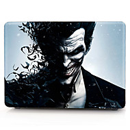 billige Mac-etuier, Mac-tasker og Mac-covers-MacBook Etui / Laptop Etuier for Dødningehoveder / Tegneserie Plast MacBook Air 13-tommer / MacBook Pro 13-tommer / MacBook Air 11-tommer