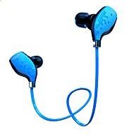 お買い得  -Zonoki S1 耳の中 ネックバンド ワイヤレス ヘッドホン 静電気的 プラスチック スポーツ&フィットネス イヤホン マイク付き ヘッドセット