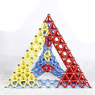 Brinquedo Magnético Palitos Magnéticos Brinquedos Magnéticos Brinquedos Magnéticos de Montar Brinquedos de Ciência & Descoberta Brinquedo