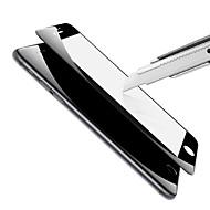 Недорогие Защитные пленки для iPhone-Закаленное стекло Уровень защиты 9H / 2.5D закругленные углы Защитная пленка для экрана Защита от царапинScreen Protector ForAppleiPhone