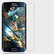 (3 шт) Прозрачная пленка протектора экрана для Samsung Galaxy s6 края