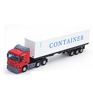 voordelige -Educatief speelgoed Speelgoedauto's Speeltjes Vrachtwagen Metaallegering Metaal 1 Stuks Jongens Meisjes Nieuwjaar Kerstmis Kinderdag