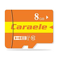 お買い得  -Caraele 8GB マイクロSDカードTFカード メモリカード クラス10 CA-2