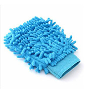 korkealaatuiset erittäin hienot kuidut auton puhdistustyökalut satunnainen väri, tekstiili